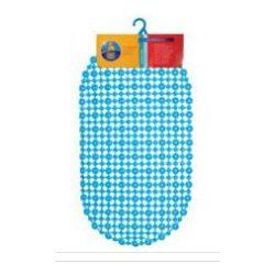Frappa Csúszásgátló fürdőkádba 69x39 cm kék-türkiz