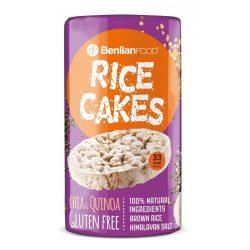 Puffasztott rizs Chia&Quinoa mag 100 g