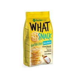 What snack puffasztott kukorica tengeri sós ízű 50 g