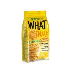 What snack puffasztott kukorica sajtos ízű 50 g