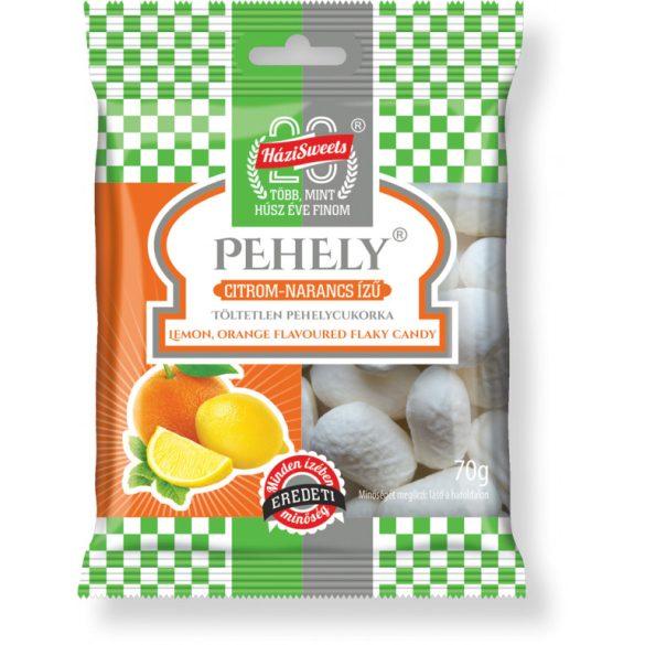 Pehelycukor citrom-narancs HSweets 70 g