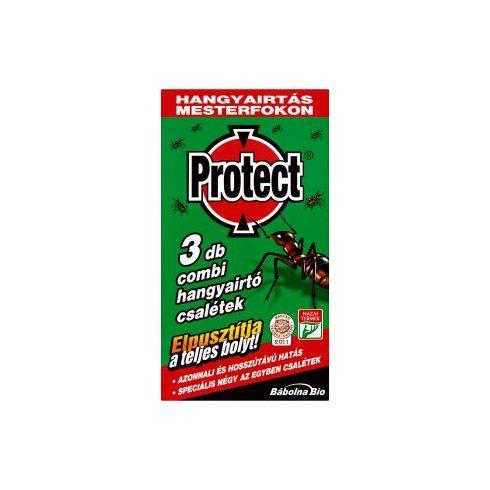 Protect kombi hangyaírtó csalétek 3 db-os