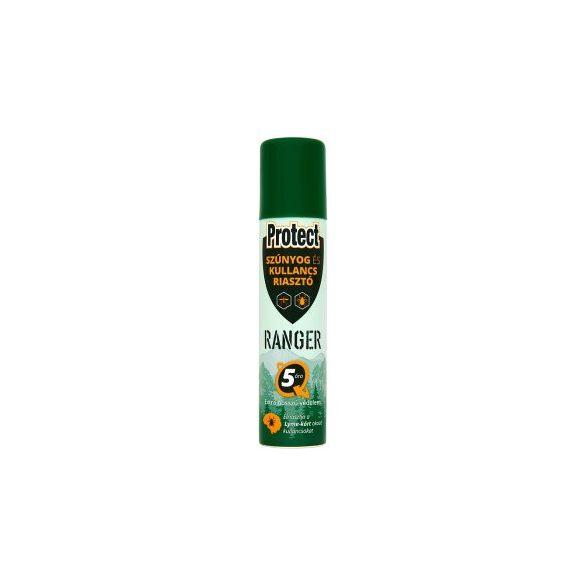 Protect Ranger szúnyog, és kullancsriasztó aeroszol 100 ml