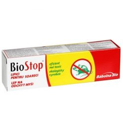 BioStop egérfogó ragasztó 135 g