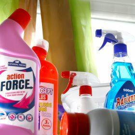 Háztartási és ipari tisztítószerek