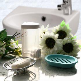 Szappantartók, folyékony szappan adagolók